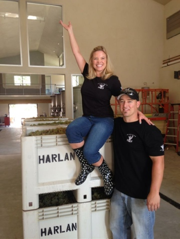 Amanda and Brian 2014 Harvest